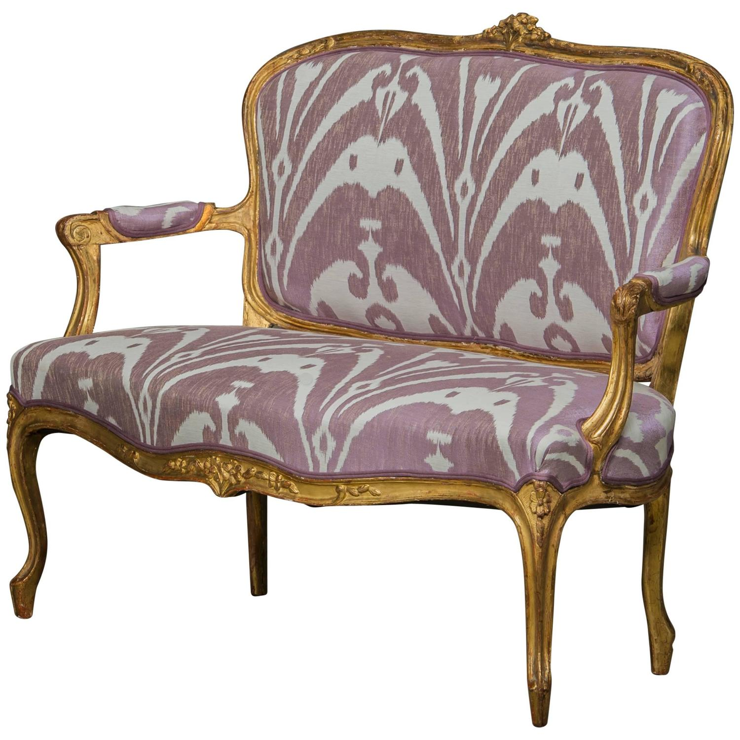 French canape in rococo style 1860 1880 for sale at 1stdibs for Canape in french