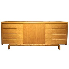 Edmund J. Spence Cabinet/Dresser in Birch Wood