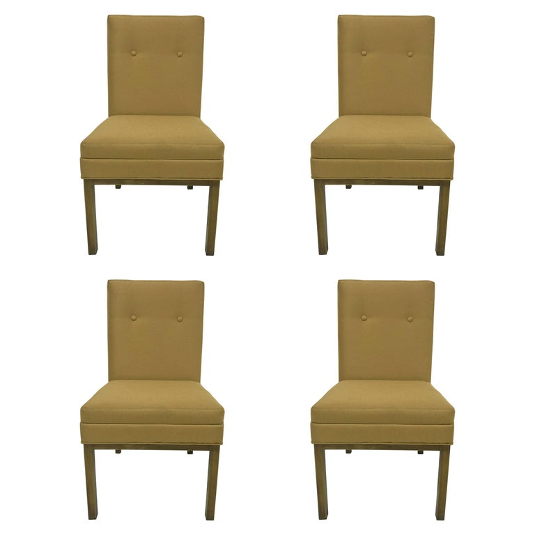 Set of Four Stendig Dining Chairs For Sale