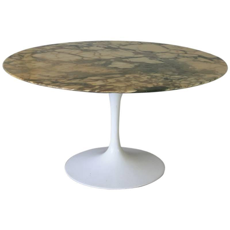 Eero saarinen tulip table at 1stdibs Table basse saarinen