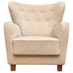 Thorald Madsens Jr. Snedkeri Wing Chair