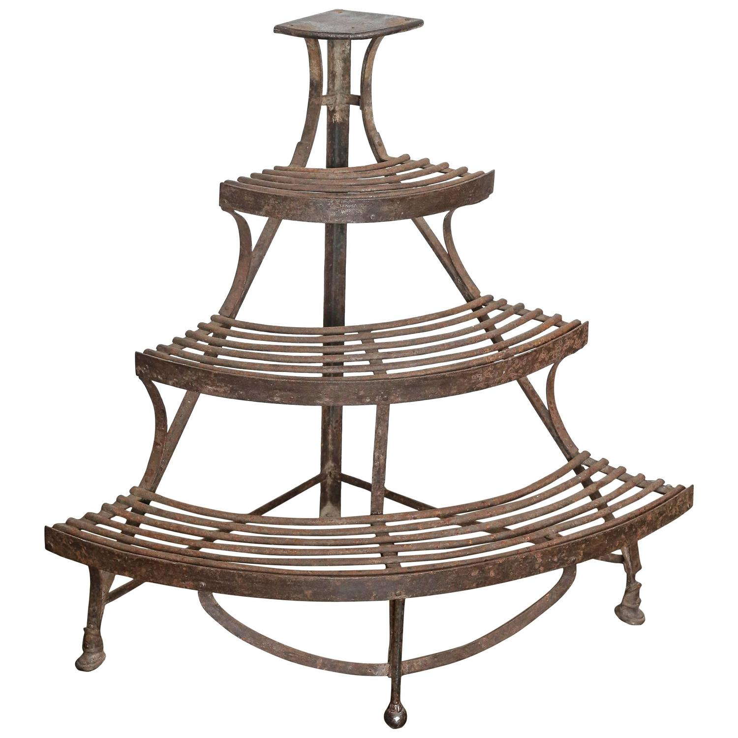19th Century Arras Plant Stand At 1stdibs