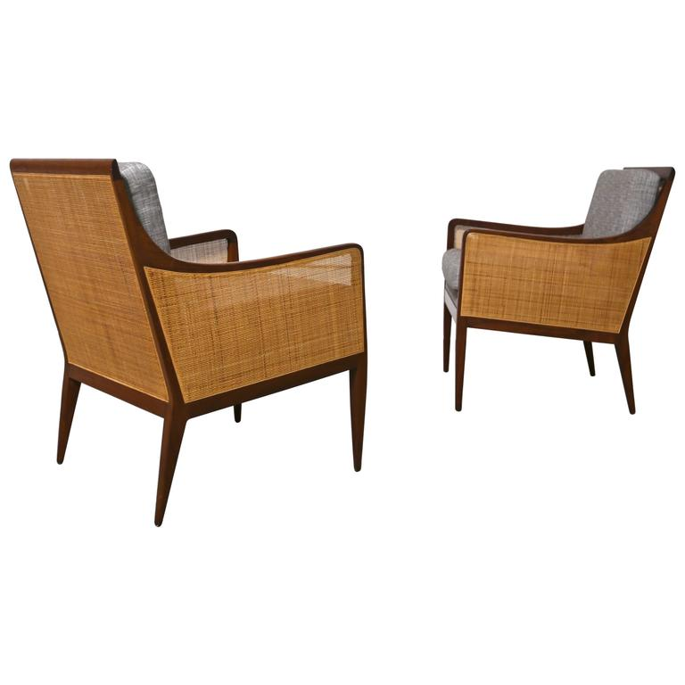 Lounge Chairs by Milo Baughman for Directional For Sale
