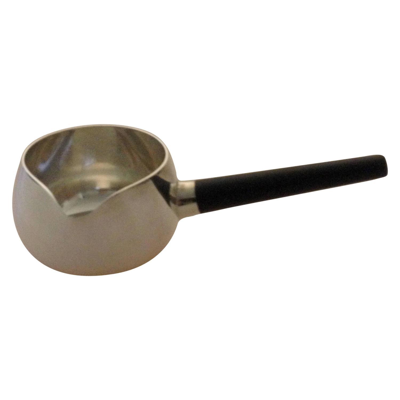 georg jensen sterling silver gravy pitcher by henning koppel for sale at 1stdibs. Black Bedroom Furniture Sets. Home Design Ideas