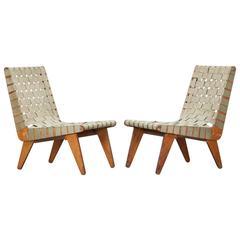 Set of Klaus Grabe Lounge Chairs