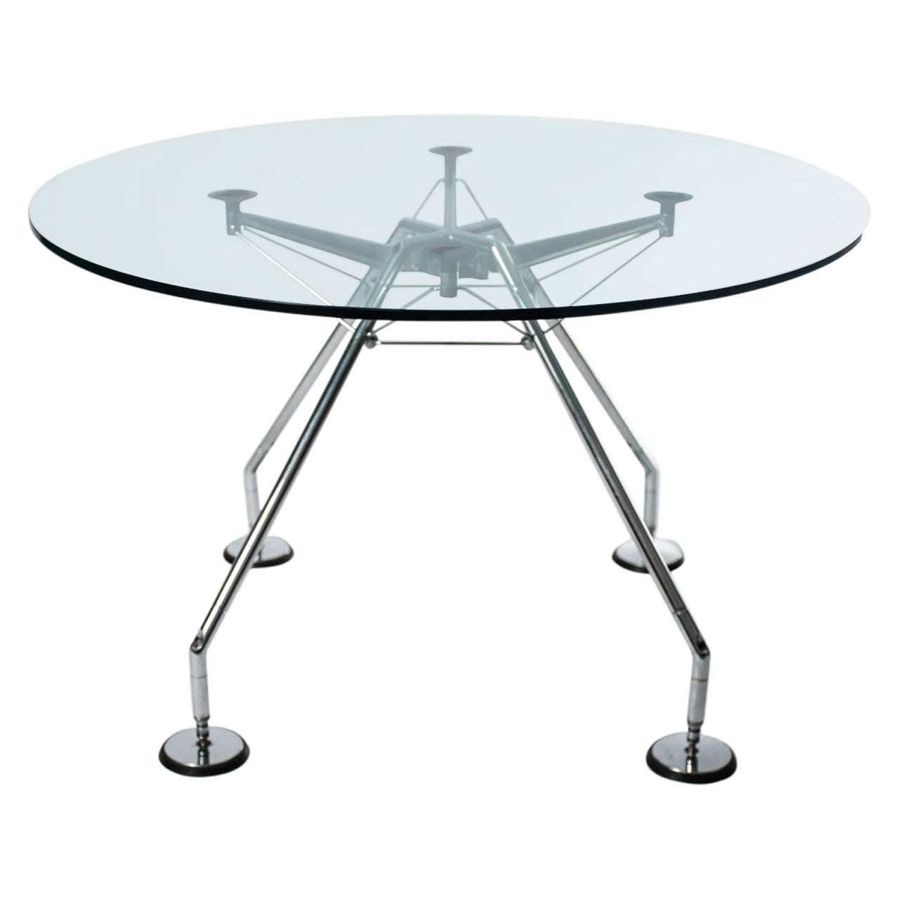 Table Nomos Norman Foster Tecno At 1stdibs
