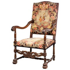 17th Century Style Chair