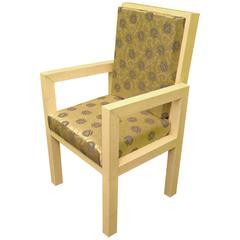 astonishing chair italian production art deco desk chair office side armchair