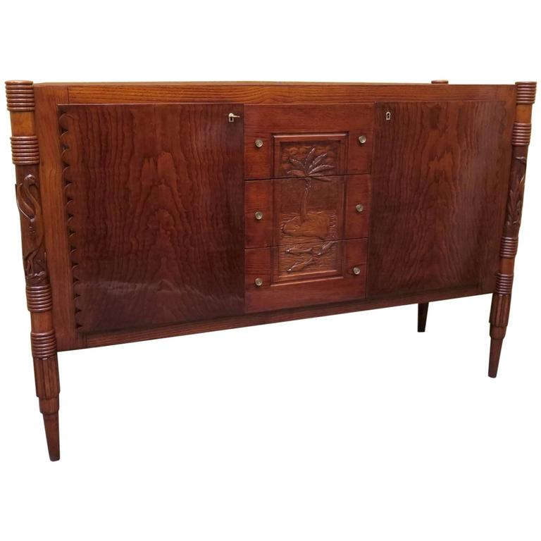 Beautiful Sideboard by Pier Luigi Colli For Sale