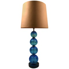 Murano Stacked Ball Table Lamp