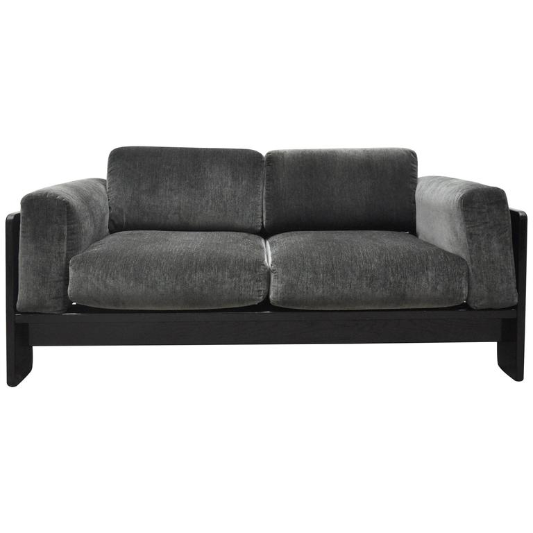 bastiano sofa by tobia scarpa new upholstery for sale at. Black Bedroom Furniture Sets. Home Design Ideas