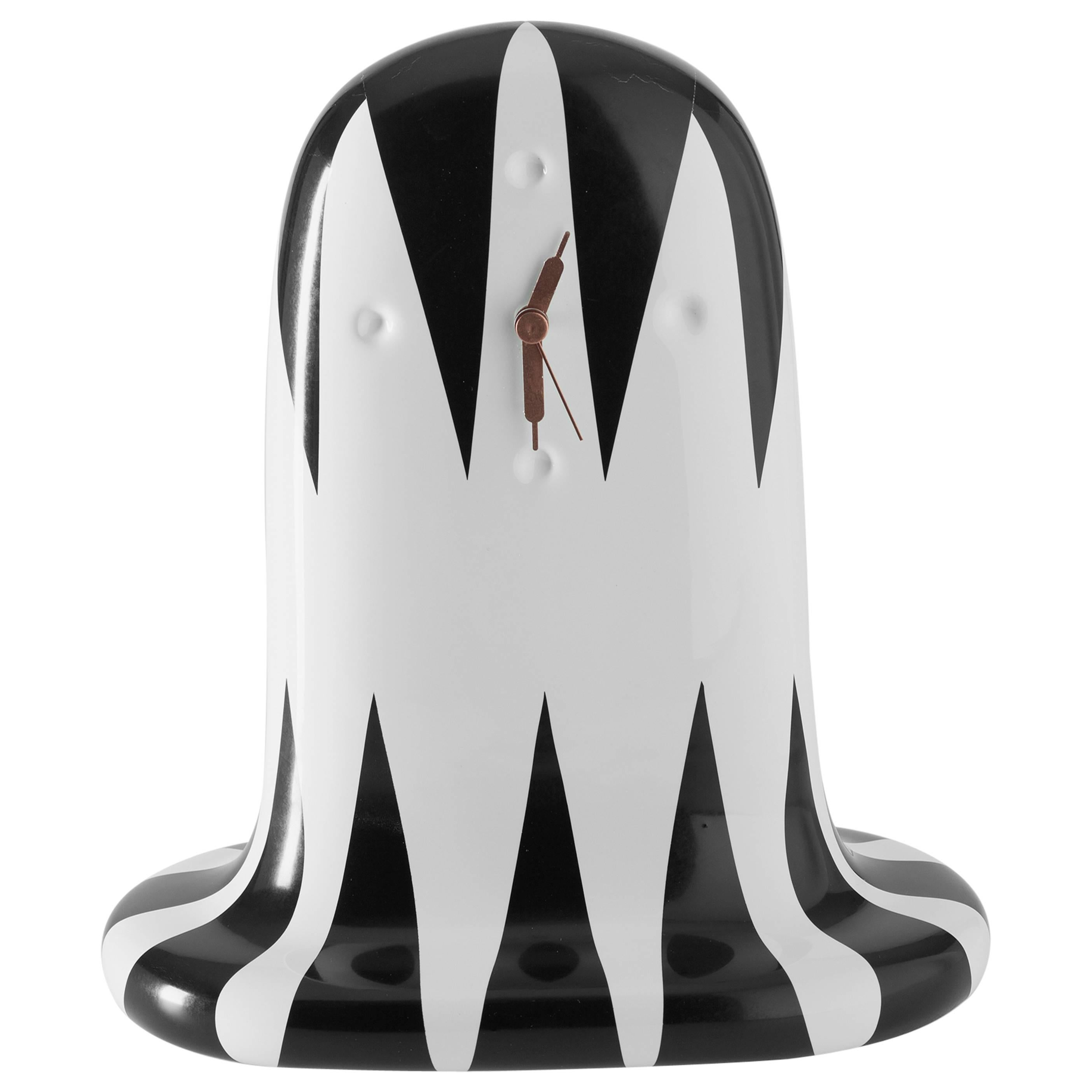Fantasmiko Table Clock Special Edition Diamond Designed by Jaime Hayon
