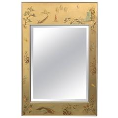 Chinoiserie LaBarge Wall Mirror