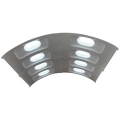Aircraft Fuselage Portholes with Led Lighting