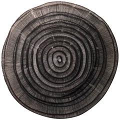 Eric Gushee, Large Woven Sculpture Disc #1