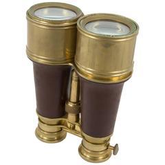 Old Binoculars Mariner for Naval Officer