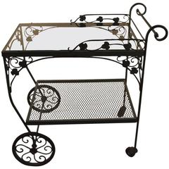 Salterini Serving Cart
