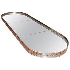 19th Century Silver Surtout de Table