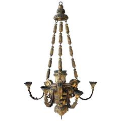 Louis XVI French Chandelier, circa 1780