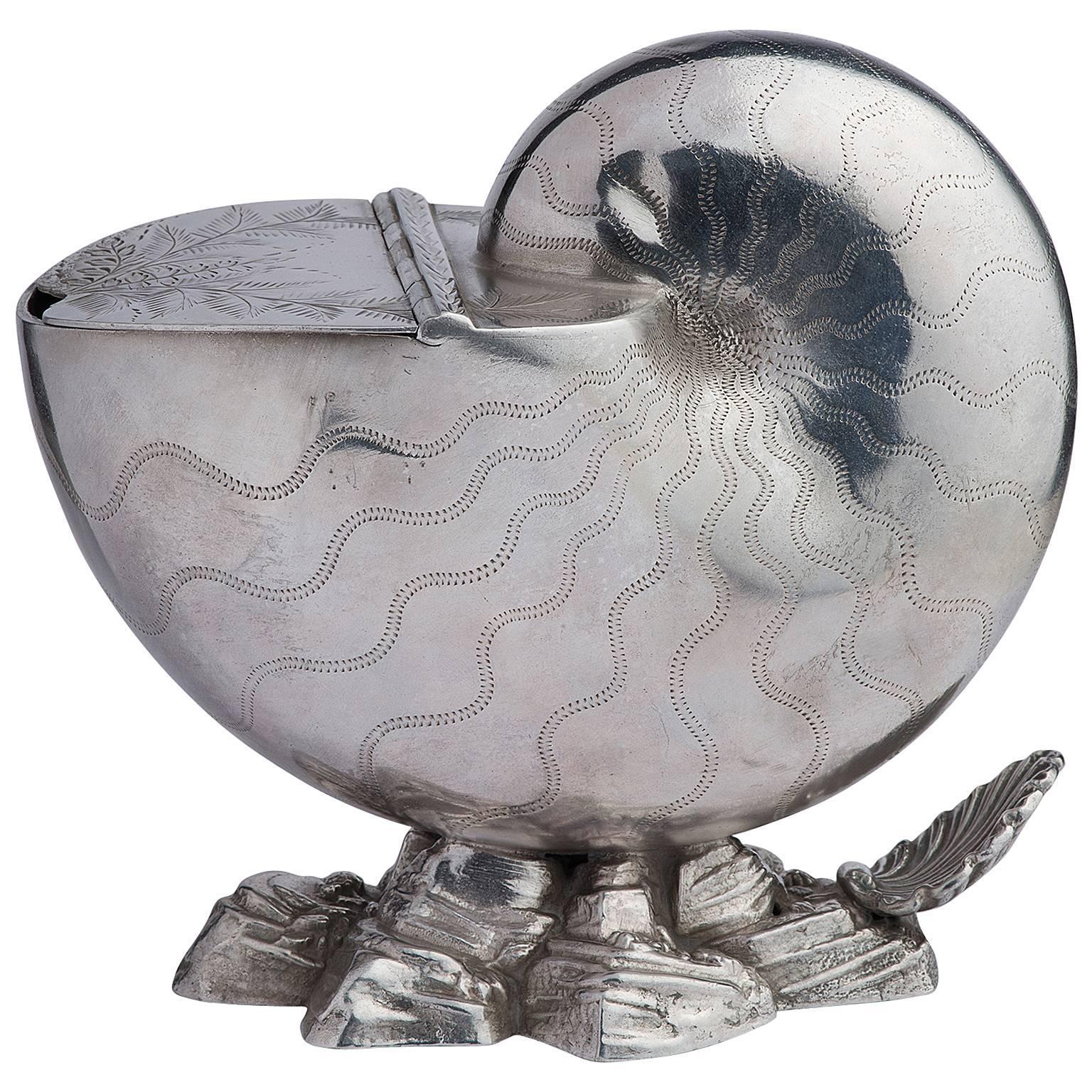 English Victorian Spoon Warmer or Ice Bucket