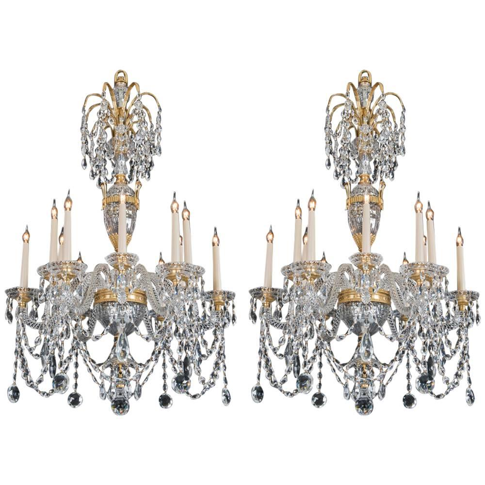 Victorian sixteen light cut glass antique chandelier by perry and co victorian sixteen light cut glass antique chandelier by perry and co for sale at 1stdibs arubaitofo Image collections