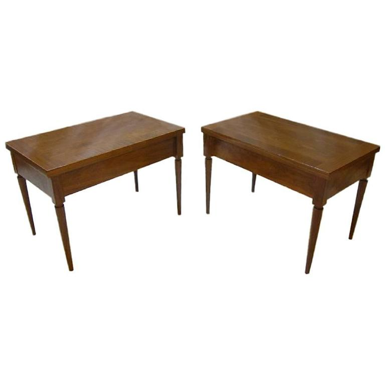 Pair of Robsjohn-Gibbings Side Tables
