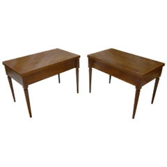 Pair of Robsjohn-Gibbings Side Tables