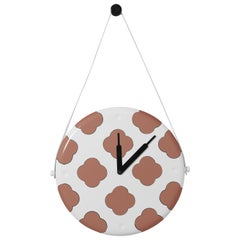 Horamur Wall Clock Special Edition Copper Designed by Jaime Hayon
