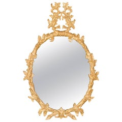 Oak Leaf Mirror in the George III manner