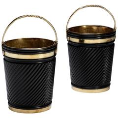 Irish Peat Buckets