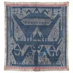 1950s Large Tampan, Ceremonial Cloth for Gift Exchange