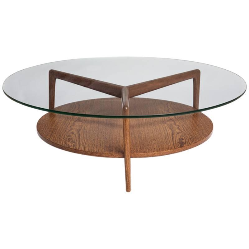 Aranha brazilian modern coffee table by mid century designers branco and preto at 1stdibs - Brazilian mid century modern furniture ...