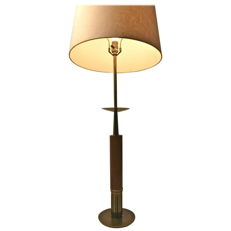 Mid-Century Stiffel Lamp