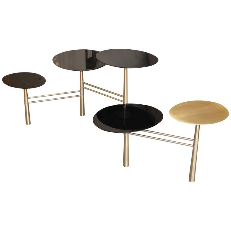 Exceptionnel Pebble Table By Nada Debs For Sale At 1stdibs