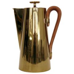Tommi Parzinger Brass Pitcher