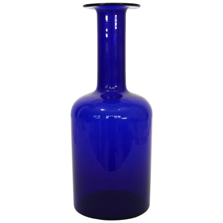 Holmegaard Vase For Sale