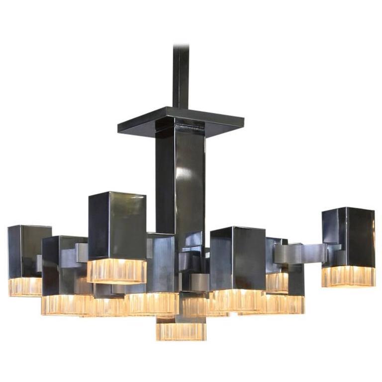 Hanging Lamp by Gaetano Sciolari, 1960s