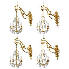 Four Gorgeous Unusual Sconces