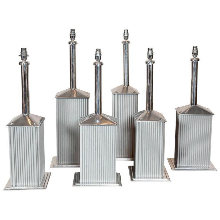Transformer Lamps