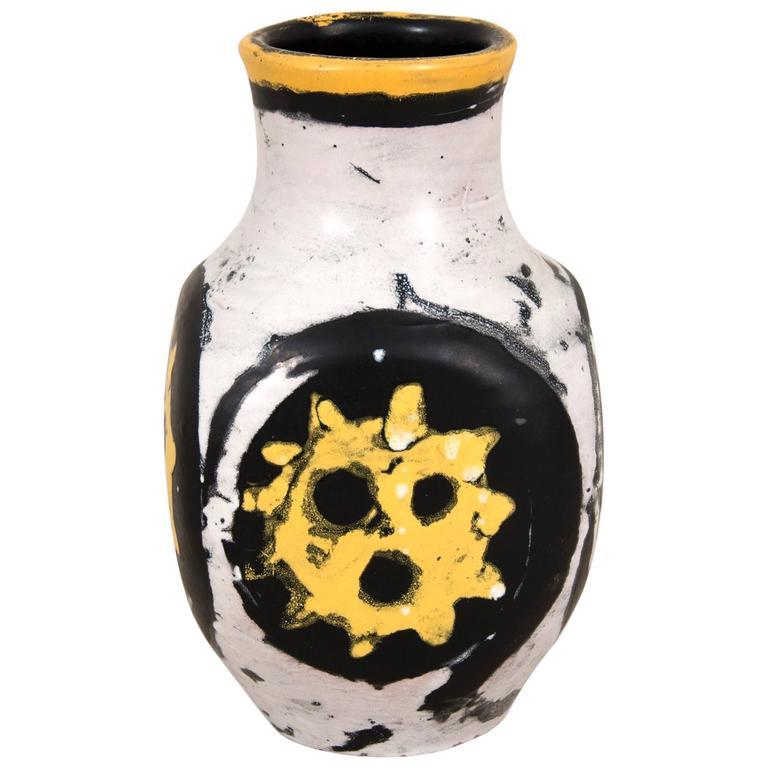 Fine Gorka Livia Ceramic Vase, circa 1955