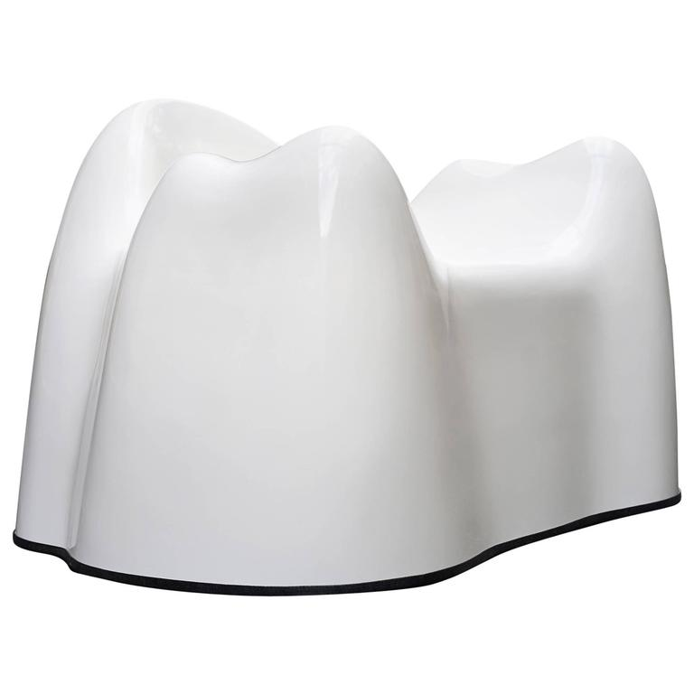 Molar Chair by Wendell Castle