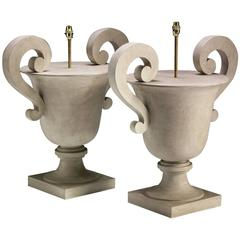 Classical Urn Lamps