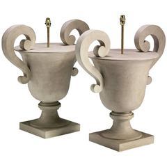 Classical Urn Lamps