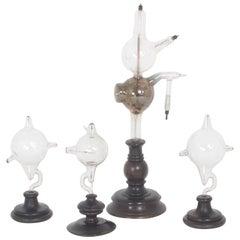 Handblown Glass Scientific Instruments