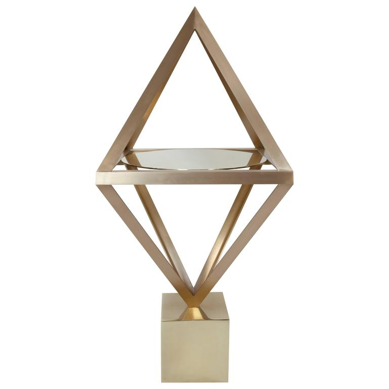 Contemporary 'Alchemy' Side Table by Material Lust, 2016