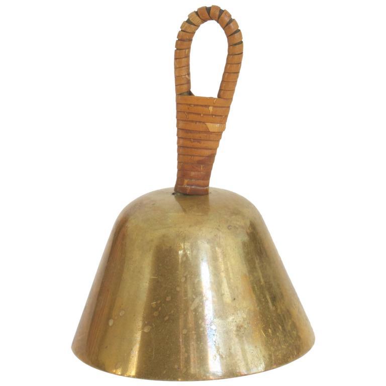 Bell by Carl Auböck