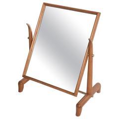 Mid-20th Century Rare Table Mirror by T.H. Robsjohn-Gibbings