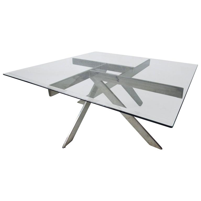 Leon Rosen Style Coffee Table For Sale At 1stdibs