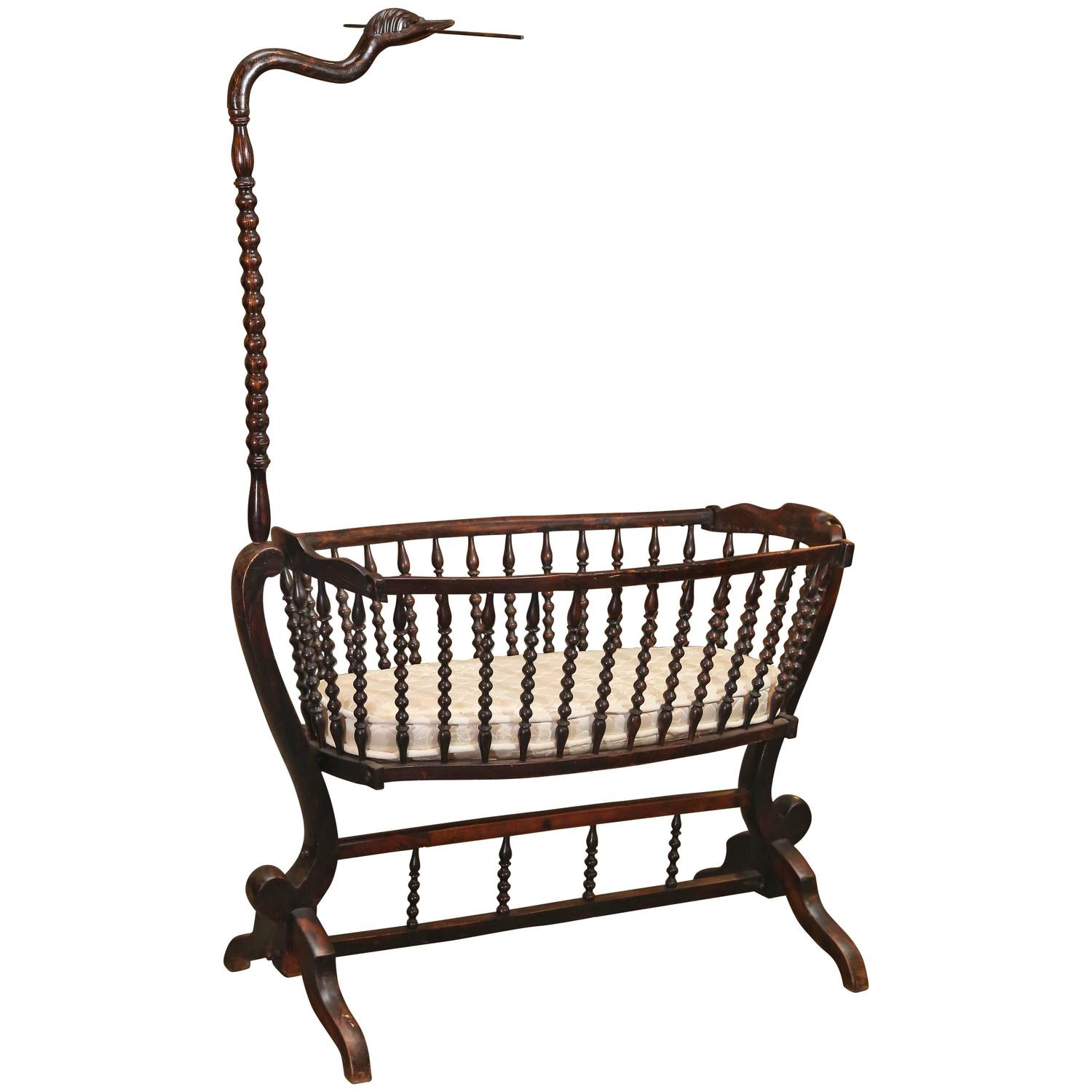 Antique Baby Cribs Antique French Baby Crib At 1stdibs