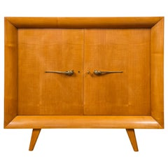 French Modernist Cabinet by Suzanne Guiguichon